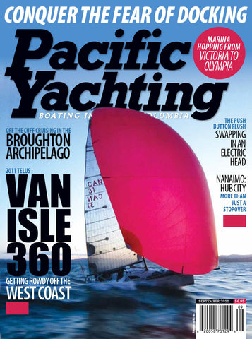 Pacific Yachting September 2011 Issue