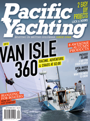 Pacific Yachting September 2013 Issue