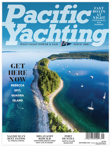 Pacific Yachting September 2019 Issue