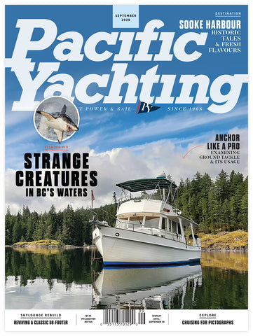 Pacific Yachting September 2020 Issue
