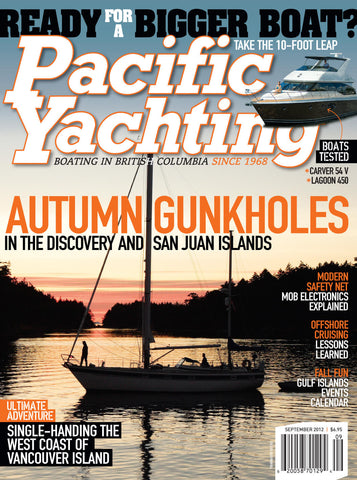 Pacific Yachting September 2012 Issue