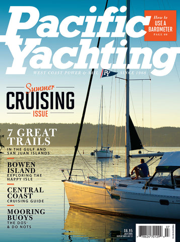Pacific Yachting July 2015 Issue