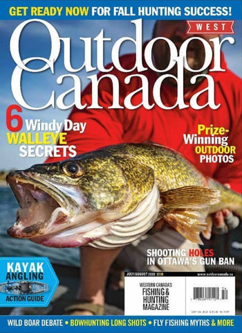Outdoor Canada West July/August 2020 Issue