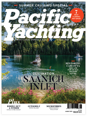 Pacific Yachting August 2017 Issue