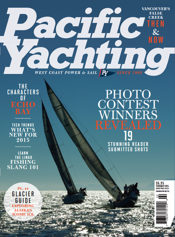 Pacific Yachting February 2015 Issue