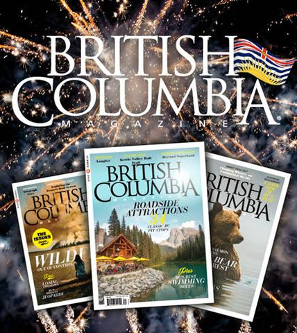 British Columbia Magazine Restart Special