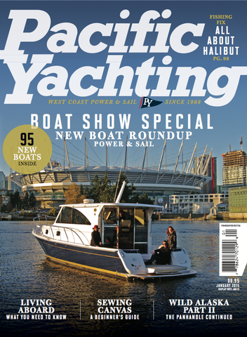 Pacific Yachting January 2015 Issue