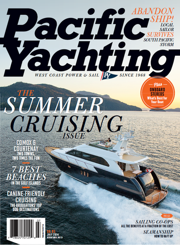 Pacific Yachting July 2014 Issue