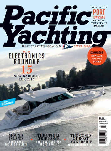 Pacific Yachting March 2015 Issue