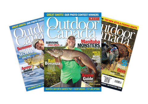 Outdoor Canada Magazine Subscription Renewal