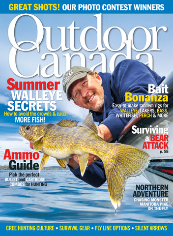 Outdoor Canada July/August 2019 Issue
