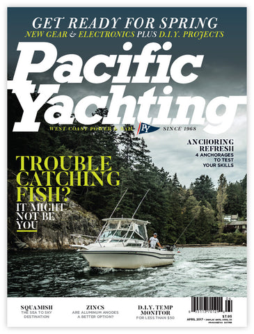 Pacific Yachting April 2017 Issue