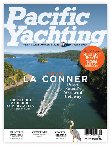 Pacific Yachting May 2017 Issue