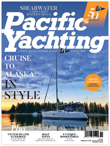 Pacific Yachting February 2018 Issue