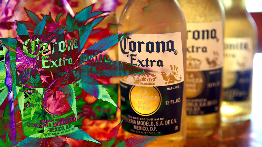 Owners of Corona Beer Jump Into The Cannabis Game