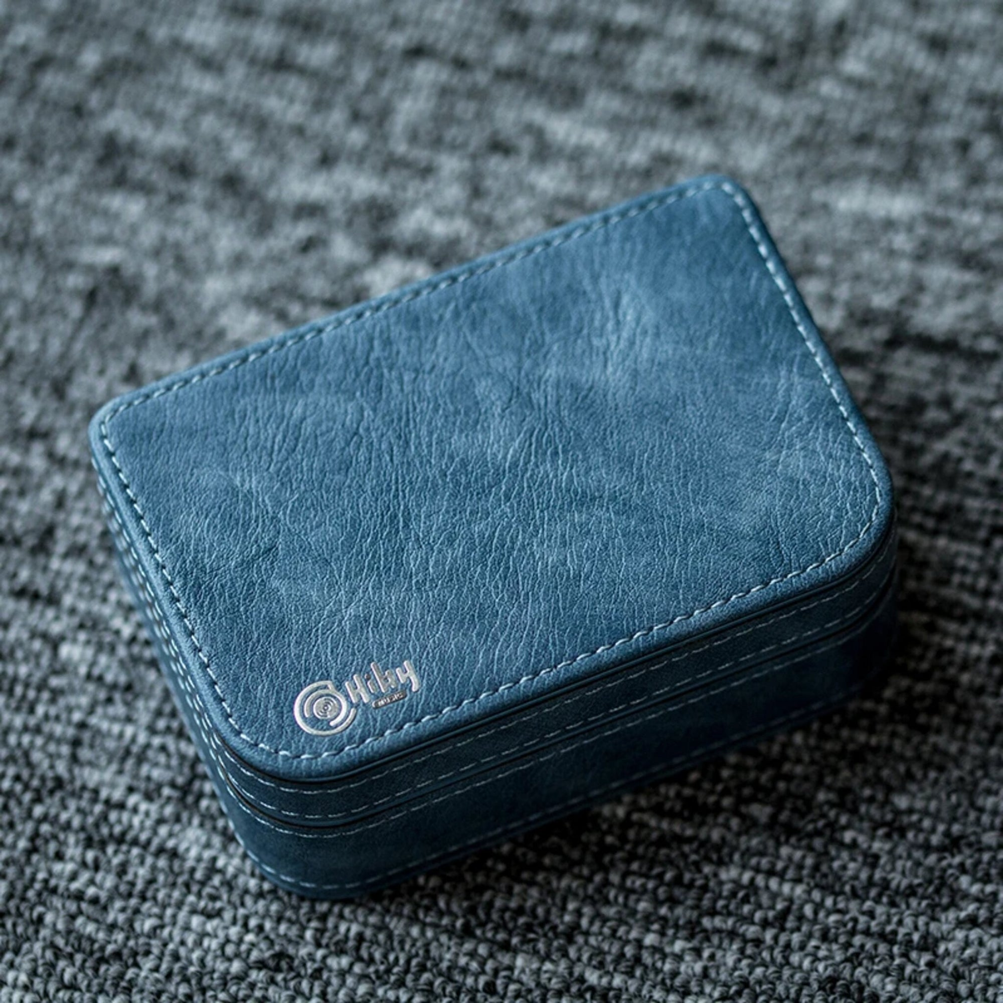 Premium Leather Storage Case - Gears For Ears