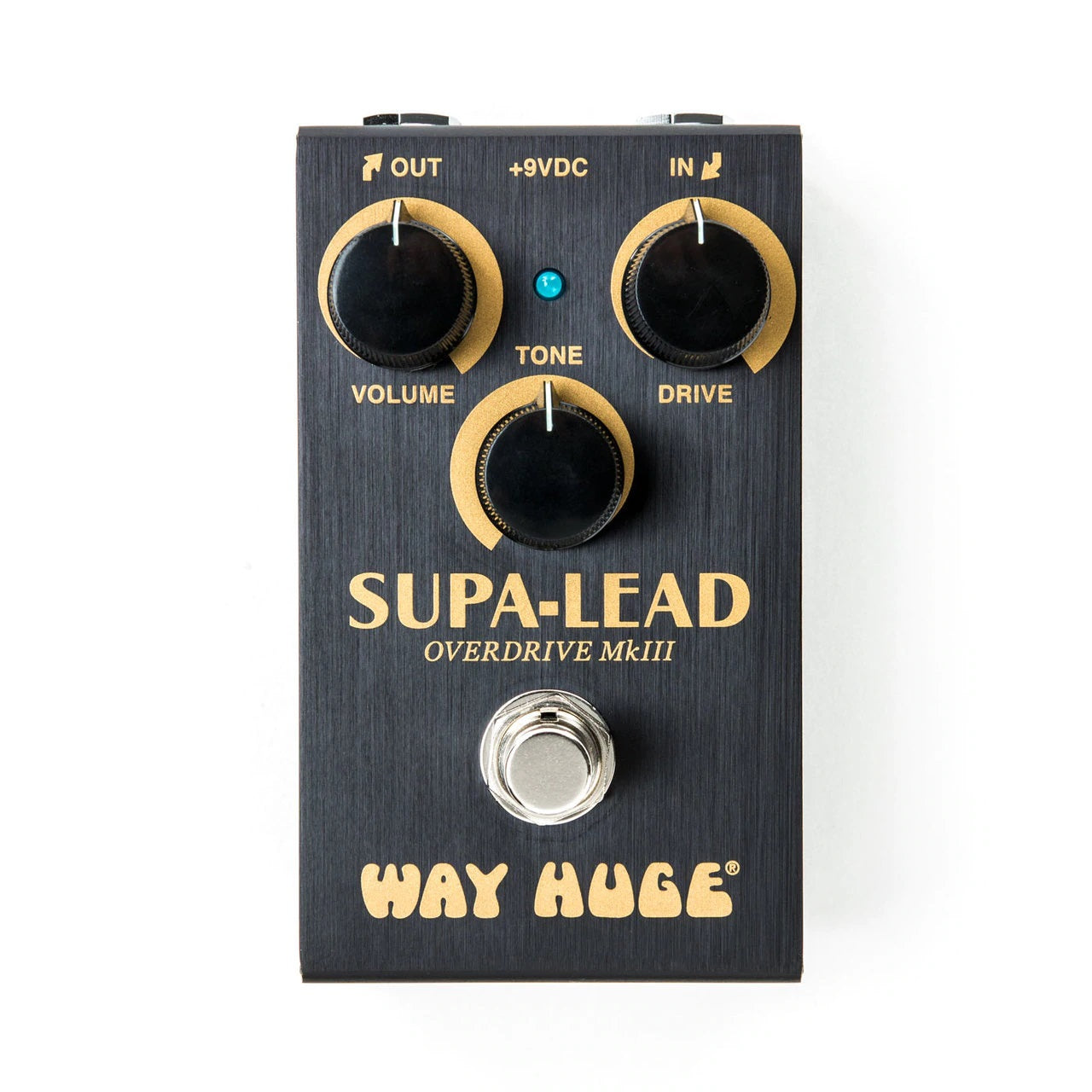 Way Huge WM31 Smalls Supa-Lead Overdrive Mini Pedal (Pre-Order) - Gears For Ears