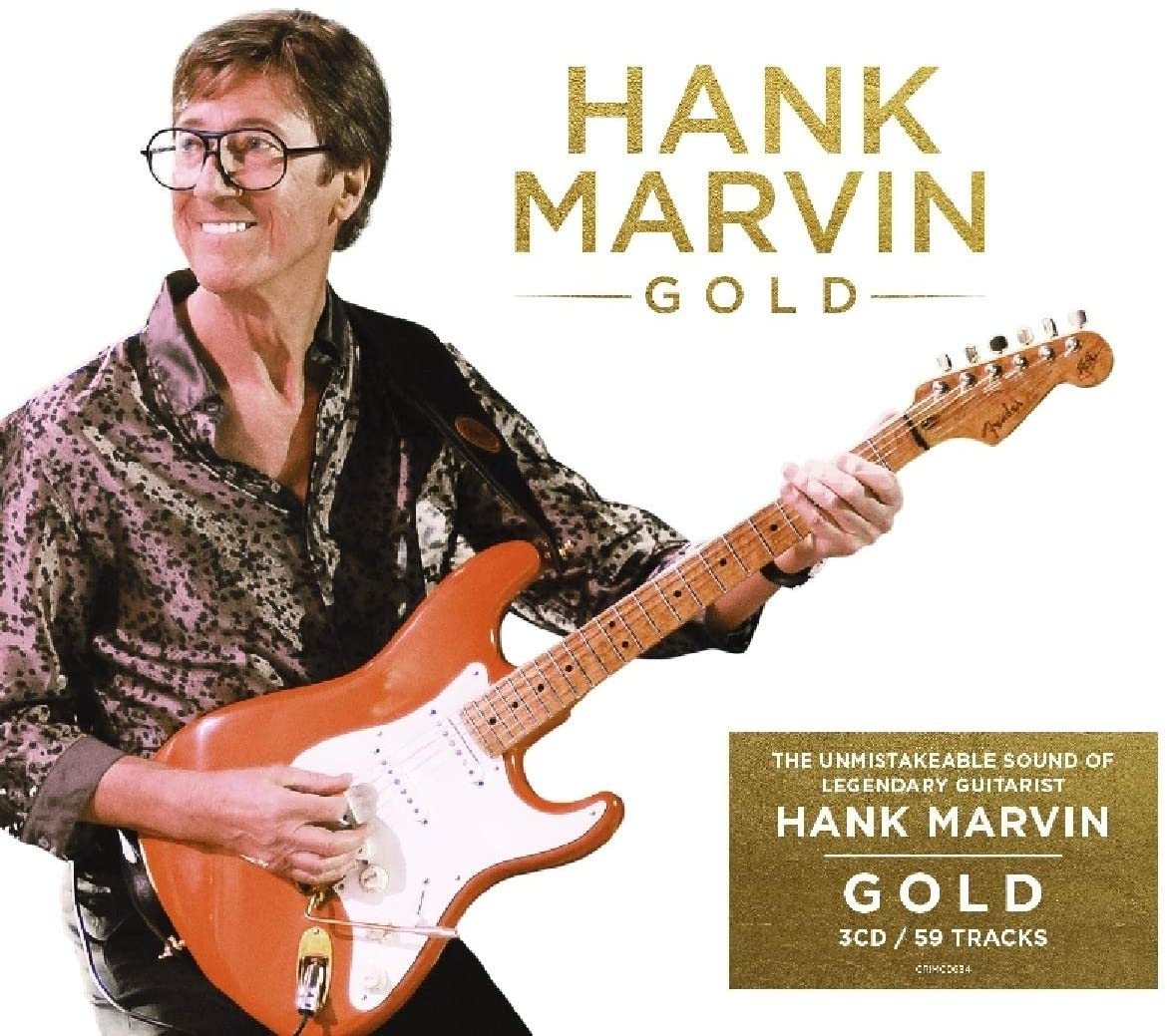 Hank Marvin ‎– Gold