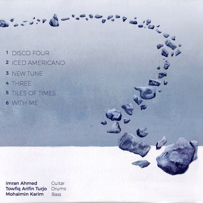 Away And Home CD Imran Ahmed Trio Bangladesh