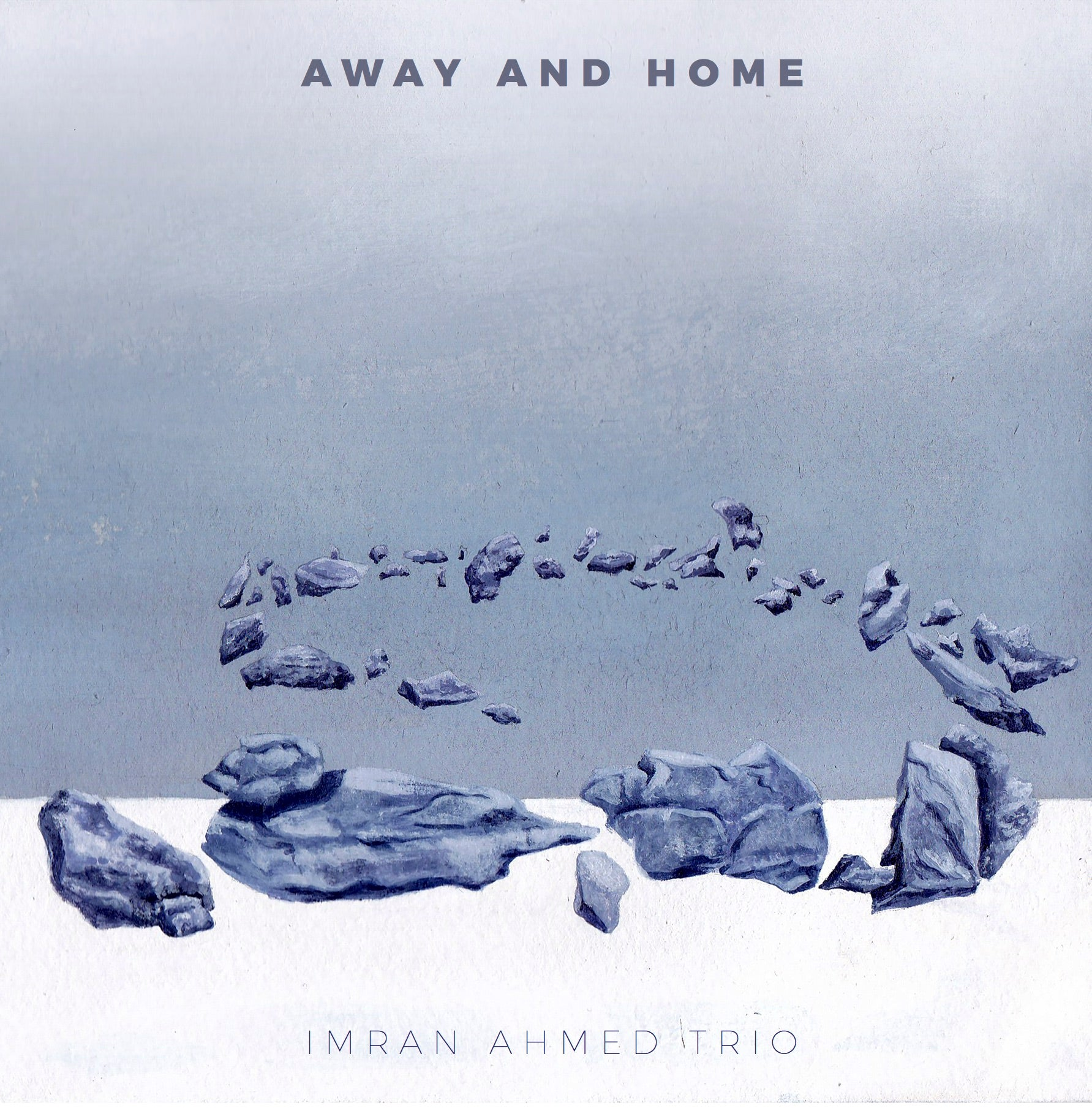 Away And Home CD by Imran Ahmed Trio - Gears For Ears