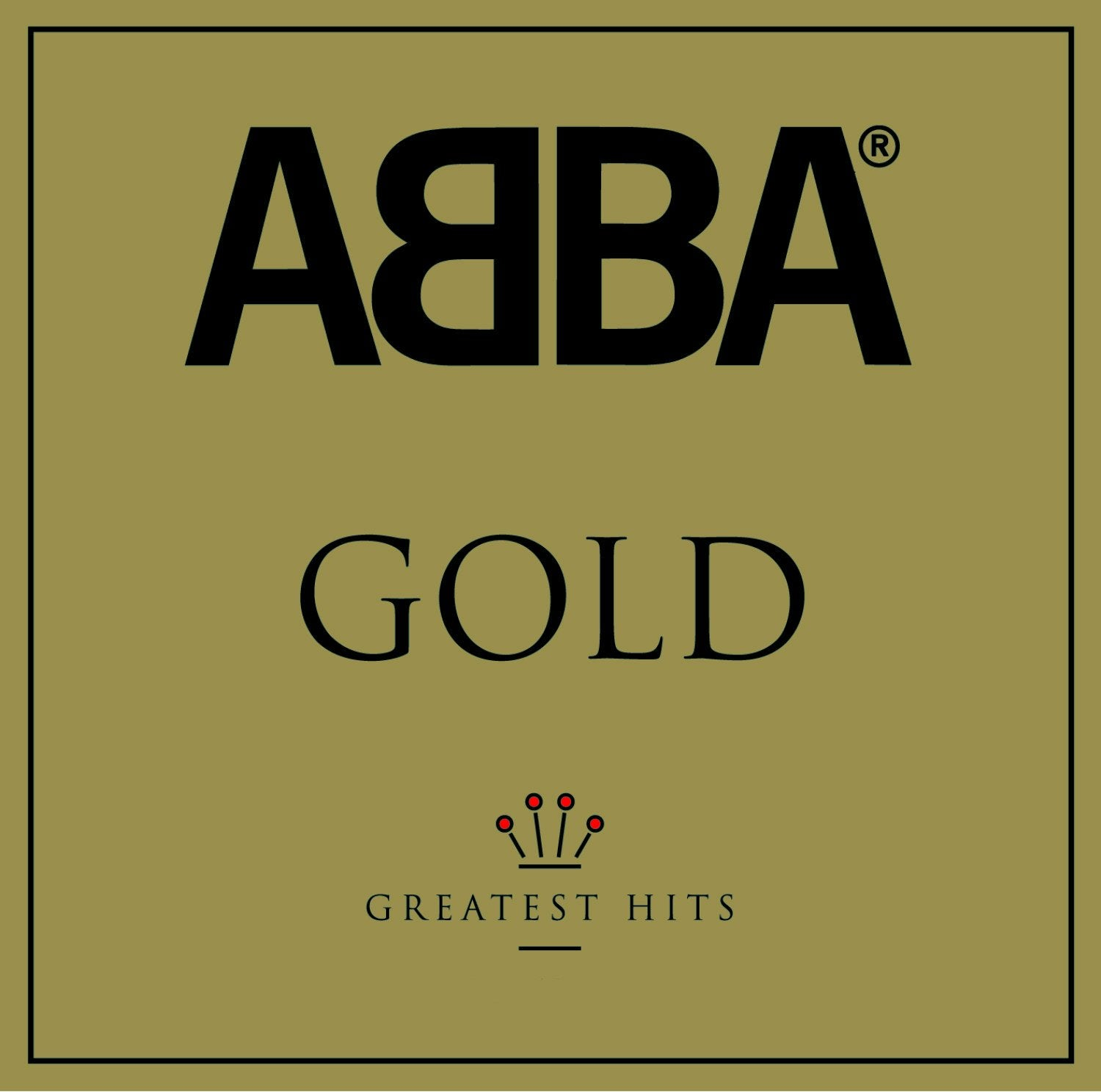 ABBA ‎– Gold (Greatest Hits) - Gears For Ears