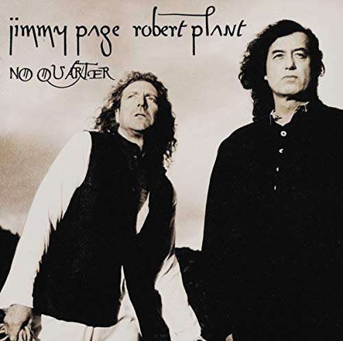 No Quarter - Robert Plant & Jimmy Page - Gears For Ears