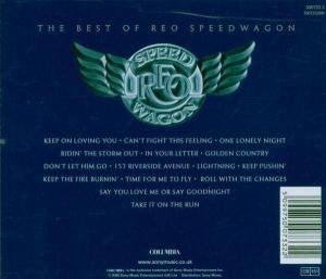 Take It On The Run - The Best Of Reo Speedwagon - Gears For Ears