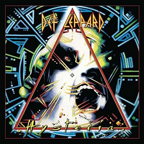 Def Leppard ‎– Hysteria - Gears For Ears