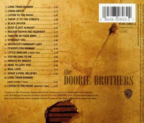 Doobie Brothers - The Very Best Of