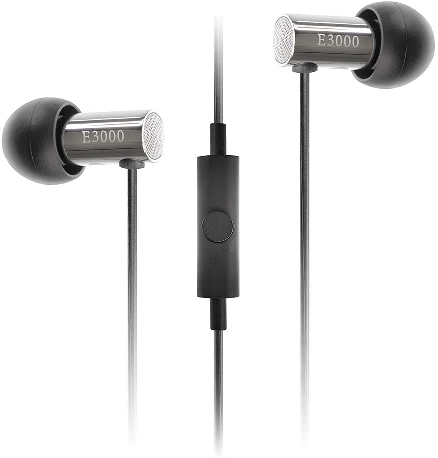 Final Audio Design E3000C/E3000C H-Res Earphone Stainless Steel