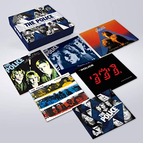 The Police - Every Move You Make: The Studio Recordings Box Set - Gears For Ears