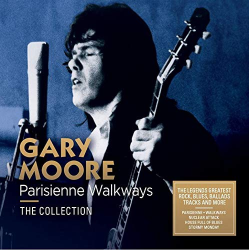 Garry More - Parisienne Walkways - The Collection - Gears For Ears