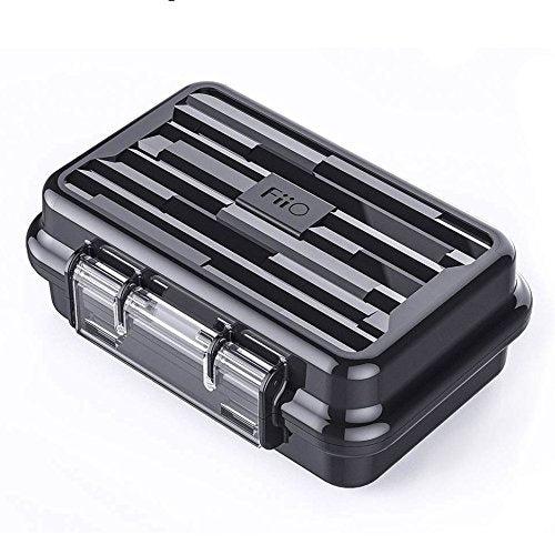 FiiO HB1 waterproof earphone carrying case Hard Travel Portable Case mini Protective case