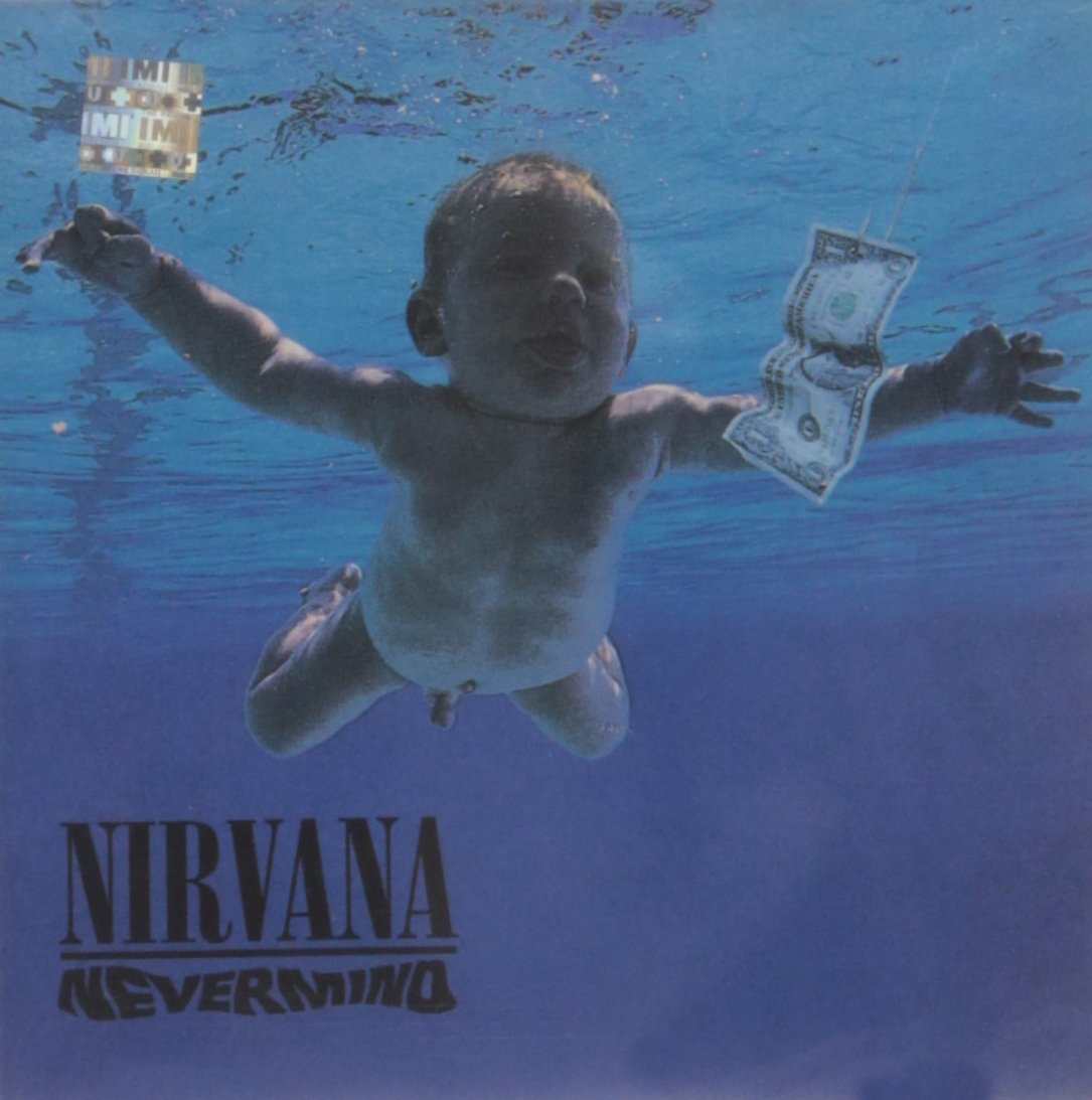 Nirvana - Nevermind - Gears For Ears