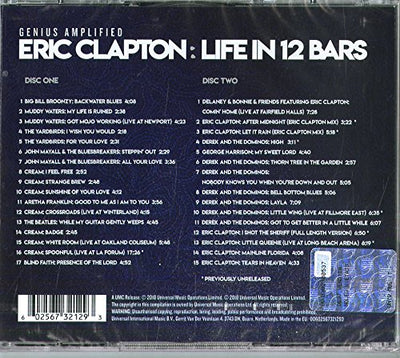 Eric Clapton - Life In 12 Bars - Gears For Ears