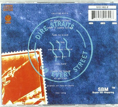 Dire Straits On Every Street - Gears For Ears