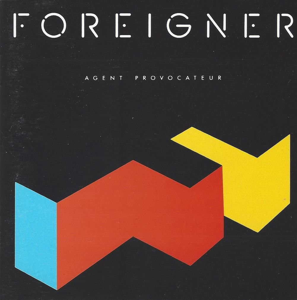 Foreigner - Agent Provocateur - Gears For Ears