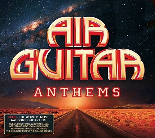 Air Guitar Anthems Box Set - Gears For Ears