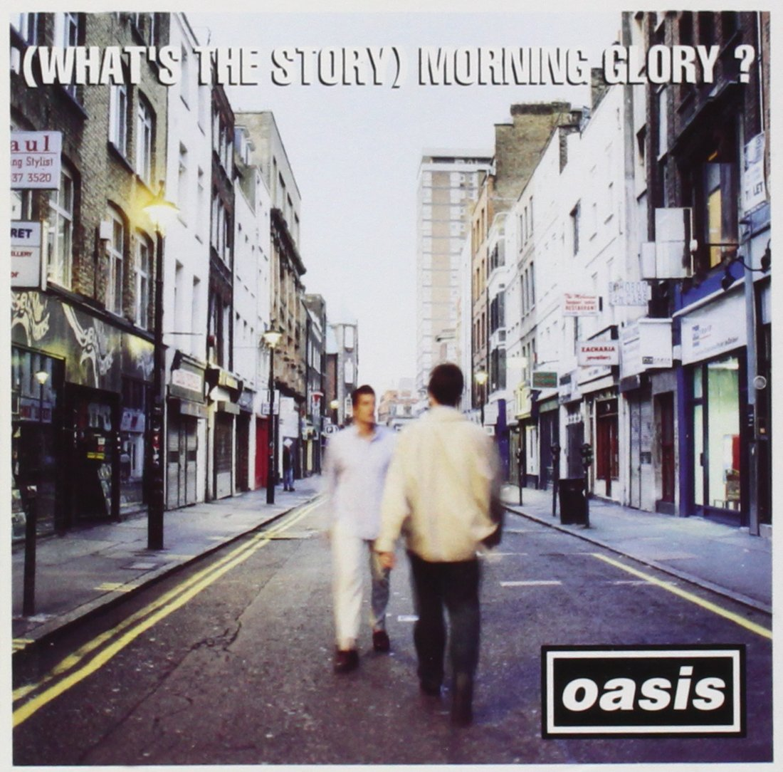 Oasis - (What's The Story) Morning Glory? - Gears For Ears