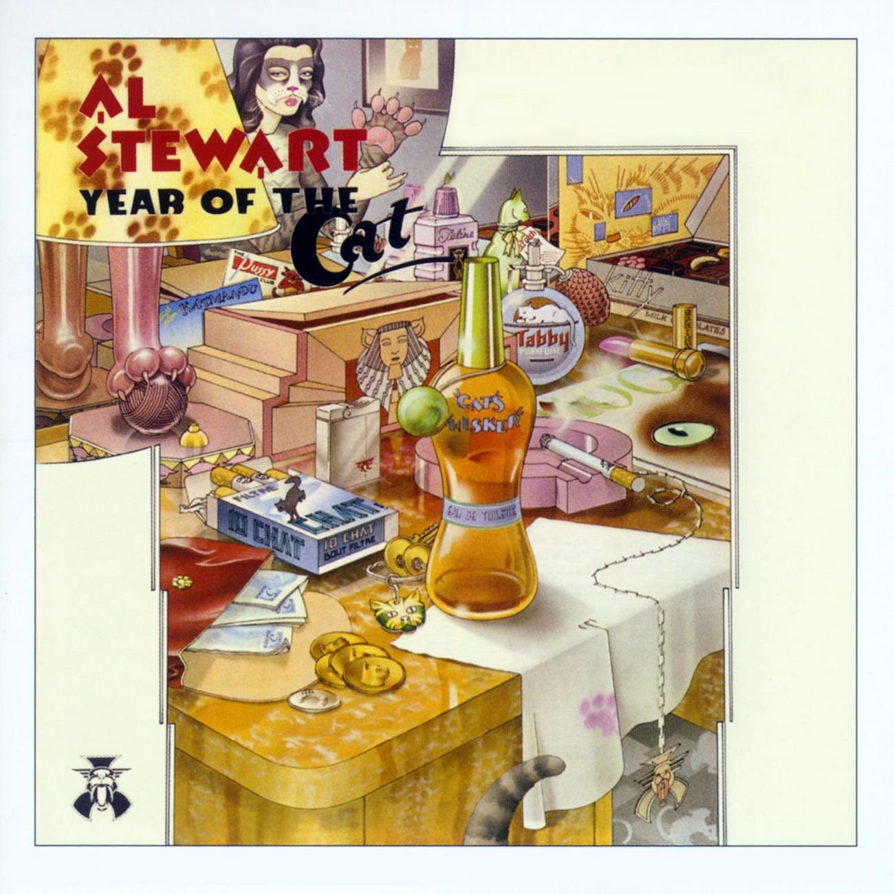 Al Stewart - Year Of The Cat - Gears For Ears