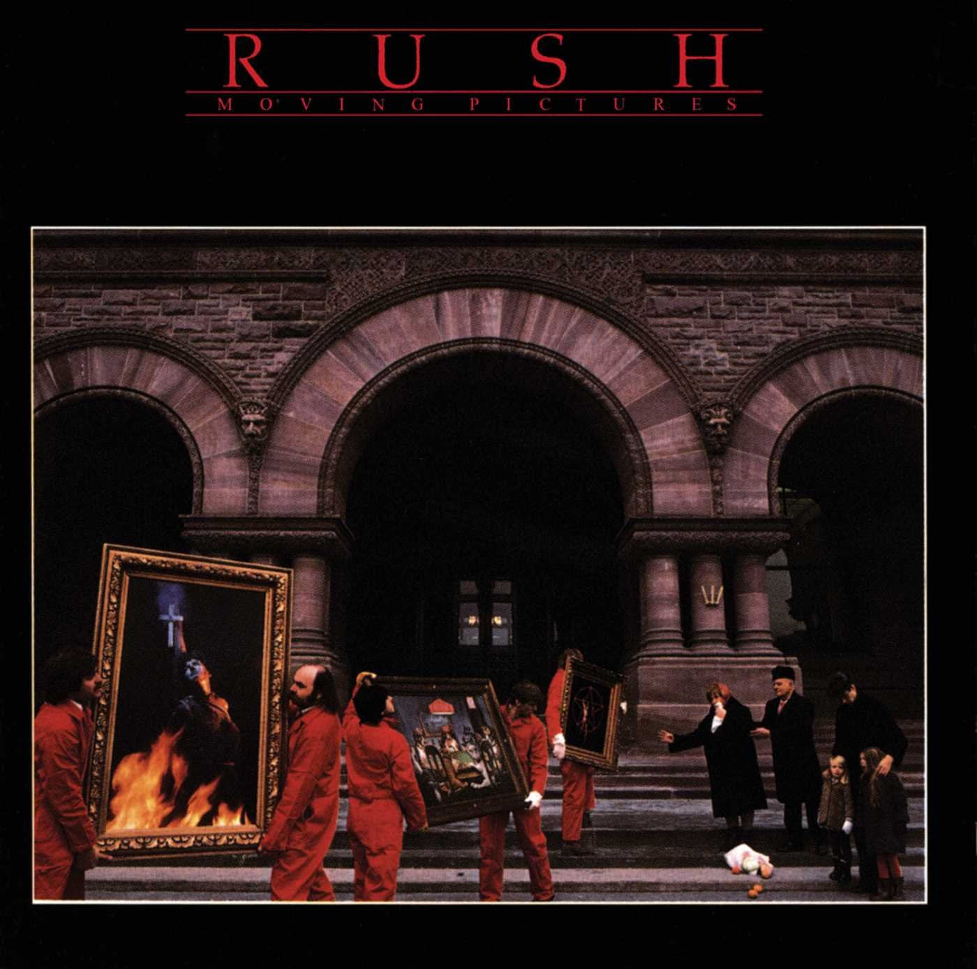 Rush - Moving Pictures - Gears For Ears