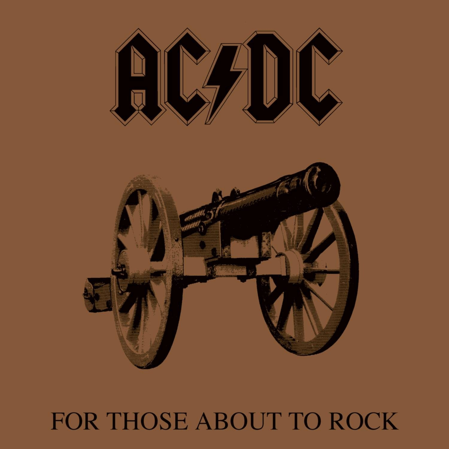 AC DC - For Those About To Rock [We Salute You] - Gears For Ears