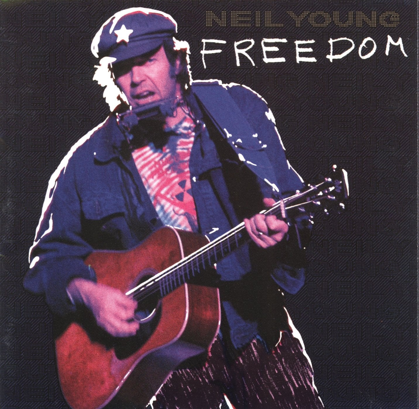 Neil Young - Freedom - Gears For Ears