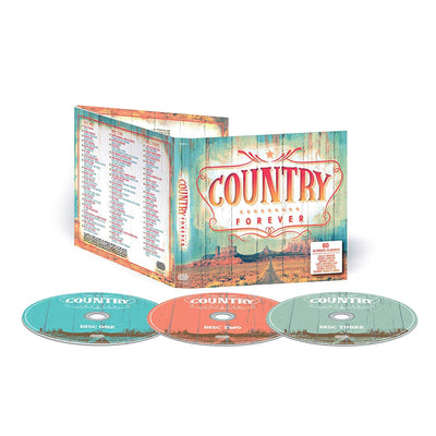 Country Forever (Box Set) - Gears For Ears