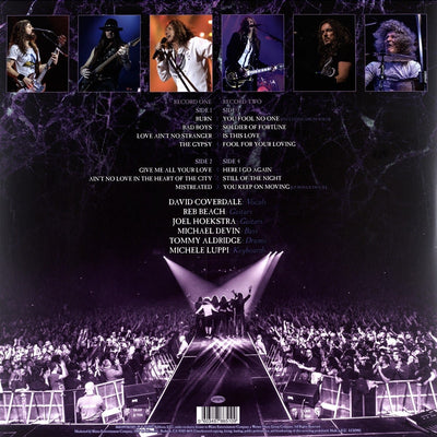 (Whitesnake) The Purple Tour - Gears For Ears