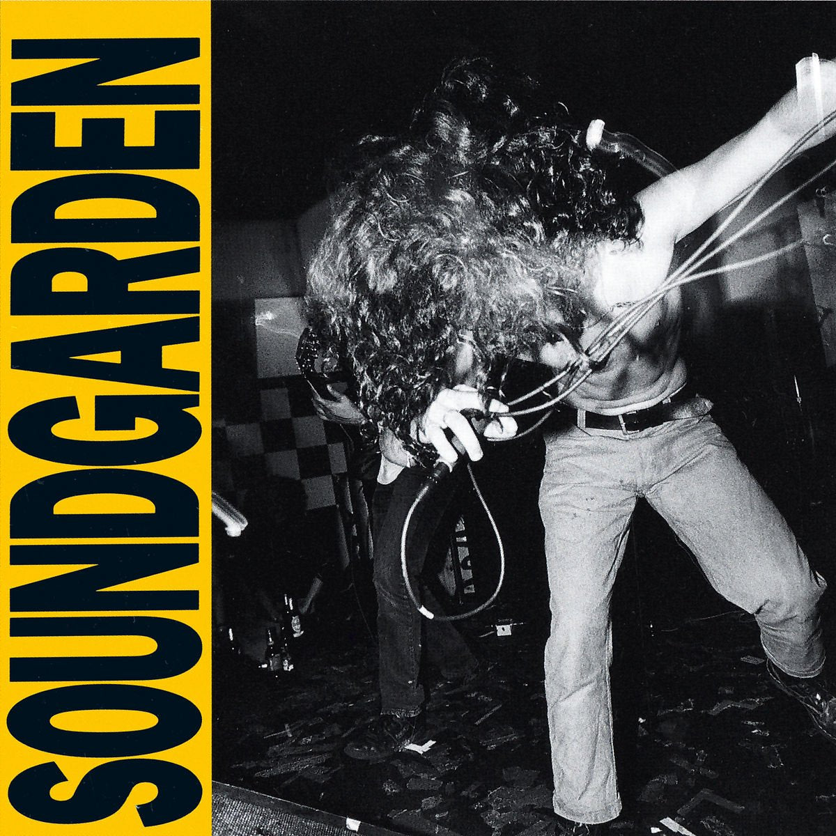 Sound Garden - Louder Than Love - Gears For Ears