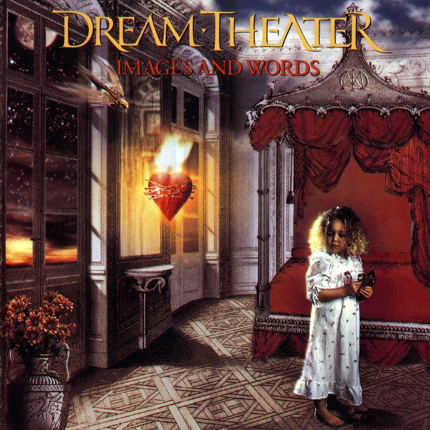 Dream Theater - Images And Words - Gears For Ears