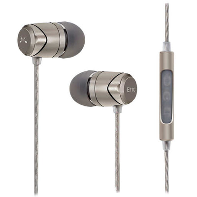 SoundMAGIC E11C In-Ear Isolating Earphones with Mic and Remote