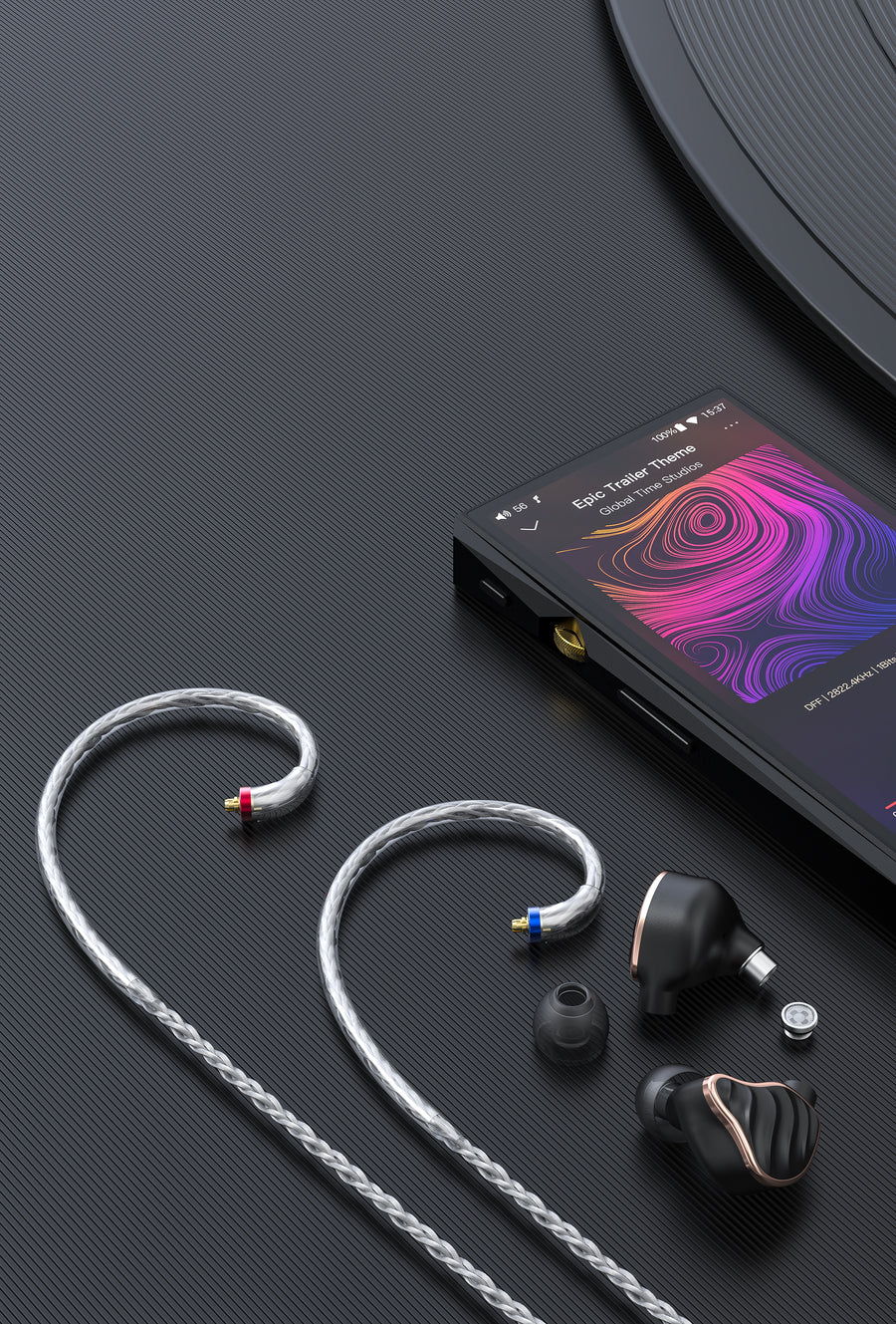 FiiO FH7 5-Drive (1DD + 4BAs) Hybrid in-Ear Earphones
