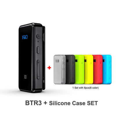 BTR3 Silicon Case (SK-BTR3) (Set of 6 Colours)